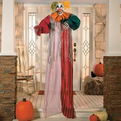 LED Hanging Clown Decoration