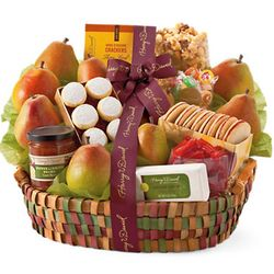 Deluxe Creekside Gift Basket