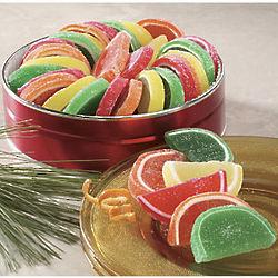 Sugar-Free Fruity Gels