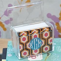 Personalized Stationery Box Set