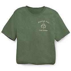 Mairigh Glas Live Green T-Shirt