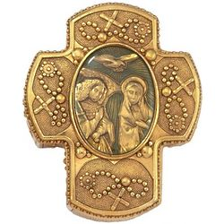 Annunciation Rosary Box