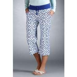 Women's Beach Capri Pants