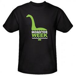 Monster Week Loch Ness T-Shirt