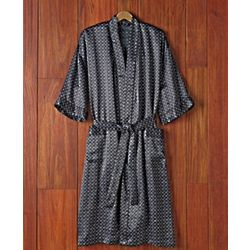Men's Charmeuse Robe