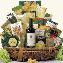 Sequoia Grove Cabernet Sauvignon Wine Gift Basket