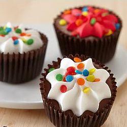 Birthday Cupcake Truffles