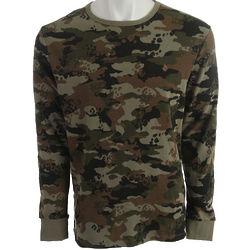 Military Lingo Thermal Shirt
