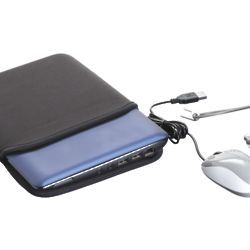 Essentials Netbook Kit with Mouse, Sleeve, and Lock