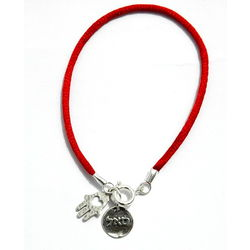 Red String Prosperity Bracelet