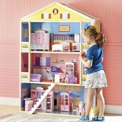Doll Townhouse