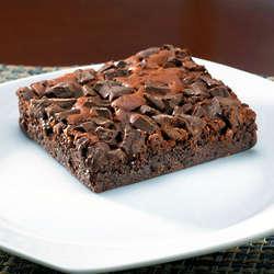 12 Belgian Chocolate Chunk Brownies