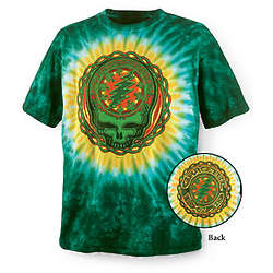Grateful Dead New 2008 Edition Long Sleeve T-Shirt