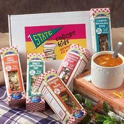 College Kid's Survival Kit Gourmet Soup Sampler Gift Box