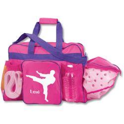 Personalized Karate Gym Bag