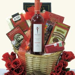 Skinny Girl Wine Gift Basket