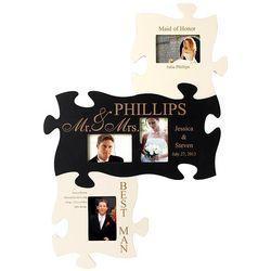 Personalized Puzzle of Life Picture Frames