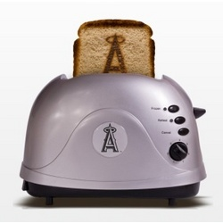 Los Angeles Angels of Anaheim MLB Toaster