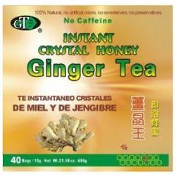 Instant Crystal Honey Ginger Tea