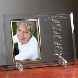Still With You This Christmas Personalized Picture Frame