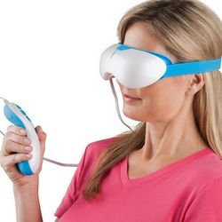 Strain Relieving Eye Massager