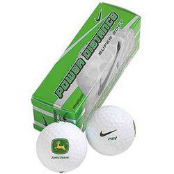 John Deere Logo Golf Ball 3-Pack