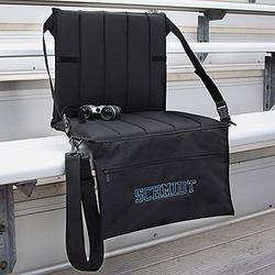 Personalized Portable Padded Stadium Seat