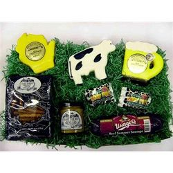 Say Wisconsin Gift Box