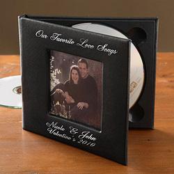 Our Favorites Custom CD/DVD Case