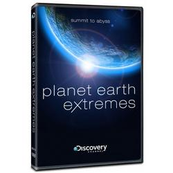 Planet Earth Extremes DVD
