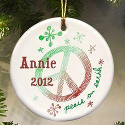 Holiday Harmony Ornament