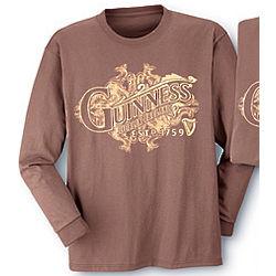 Guinness Long Sleeve T-Shirt