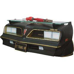 1977 Pontiac TransAm 3D Display Shelf
