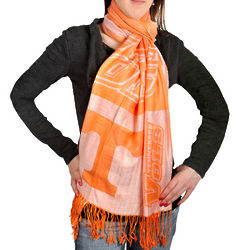 Tennessee Volunteers Lightweight Pashmina Scarf