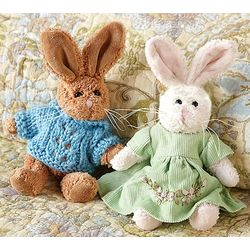Bunny Pals Soft Toys