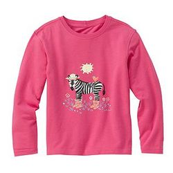 Girl's Graphic UPF 50+ T-Shirt