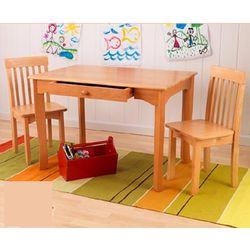 Honey Avalon Table & 2 Chair Set