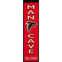 Atlanta Falcons Man Cave Banner