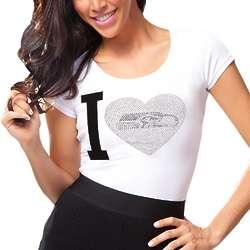 Seattle Seahawks Women's Touchback Slim Fit T-Shirt