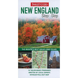 New England Step By Step Guide Book