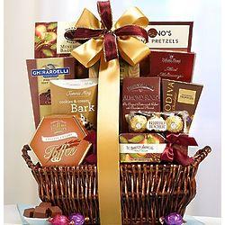 Deluxe Sweets Balsam Gift Basket