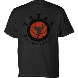 Texas Longhorns Basketball T-Shirt