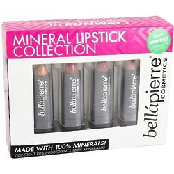 Mineral Lipstick Set Day Collection - 4 Pack