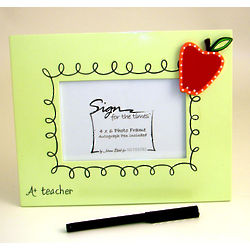 A+ Teacher Frame