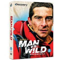 Man vs. Wild Season 2 DVD Set