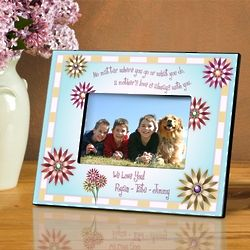 Personalized Mother's Poem Picture Frame