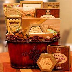 Eleganza Gourmet Gift Basket