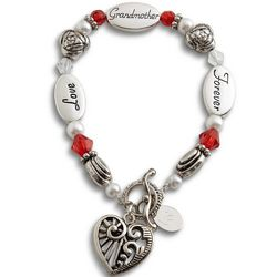 Personalized Sentiment Bracelet