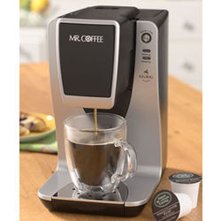 Mr. Coffee Single Serve Brewing System
