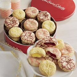 Fruit-Filled Cookies Gift Tin